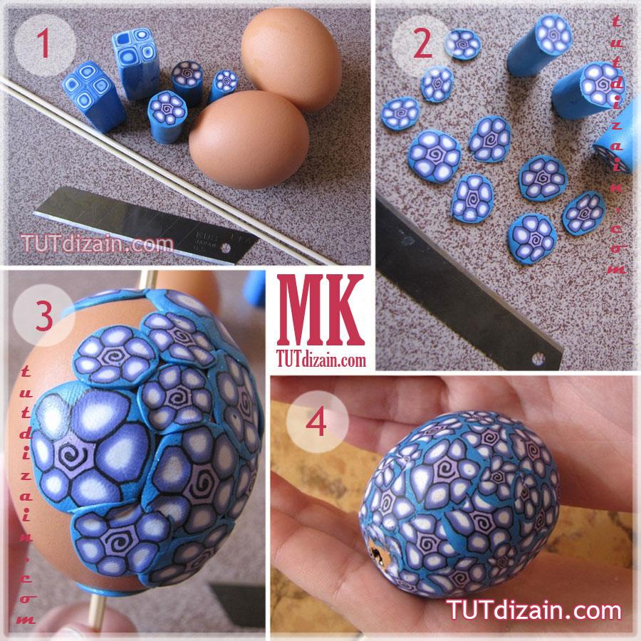 Как сделать яйца из упаковок от яиц
