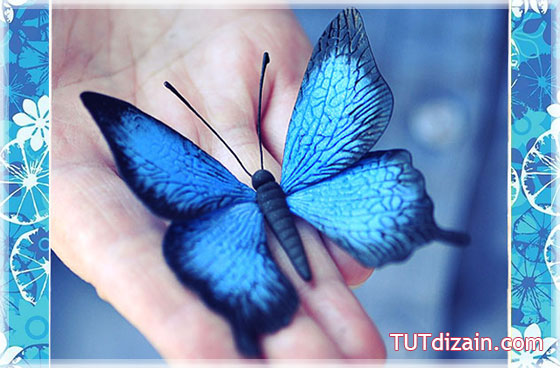 Бабочки из капроновых колготок своими руками мастер класс 173