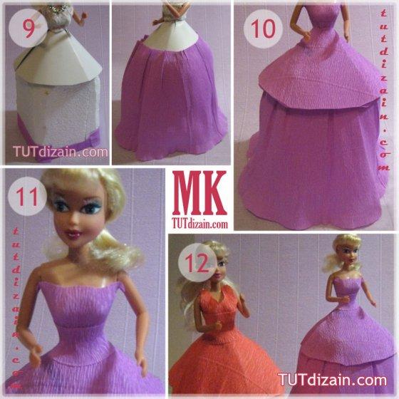 Мастер класс куклы своими руками для девочек