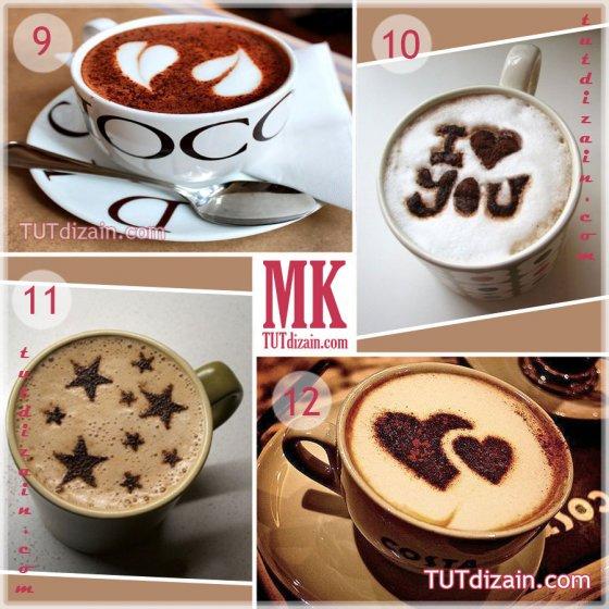 Как сделать рисунок на кофе? » Планета ...: tutdizain.com/blyudo/898-kak-sdelat-risunok-na-kofe.html